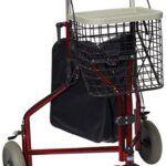 Andadores de 3 ruedas para adultos