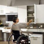 Cocinas para personas en silla de ruedas