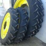 Ruedas finas para tractor