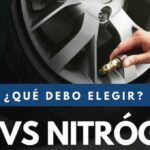 Aire o nitrogeno para ruedas