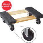 Bases con ruedas para mover muebles
