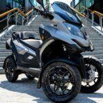 Carnet para conducir motos de 3 ruedas