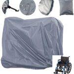 Fundas impermeables para sillas de ruedas