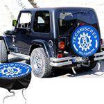 Fundas para ruedas de jeep