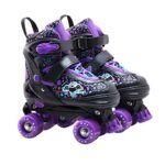 Patines de 4 ruedas para niña de 10 años