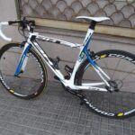 Ruedas de carbono para bicicleta de carretera de segunda mano