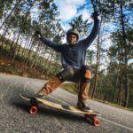 Ruedas para freeride longboard