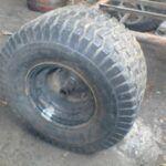 Ruedas para mini tractor