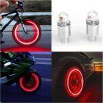 Tapones led para ruedas
