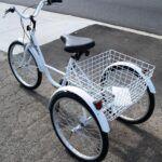 Triciclo de 3 ruedas para adultos